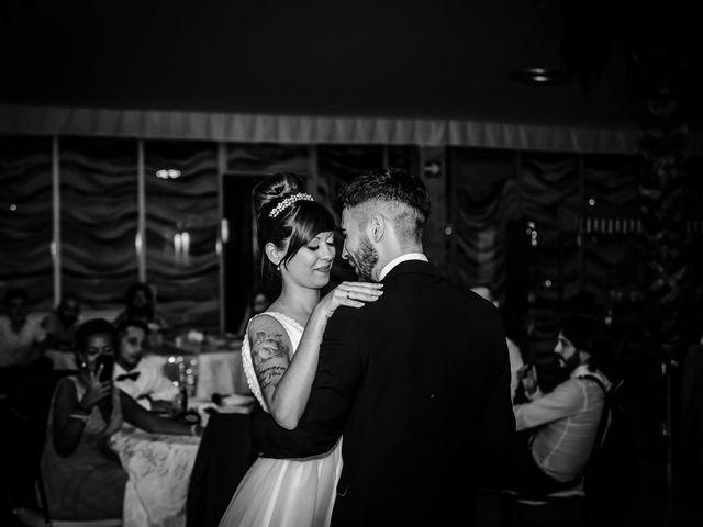 La boda de Cristina y Yeray en Arganda Del Rey, Madrid 95