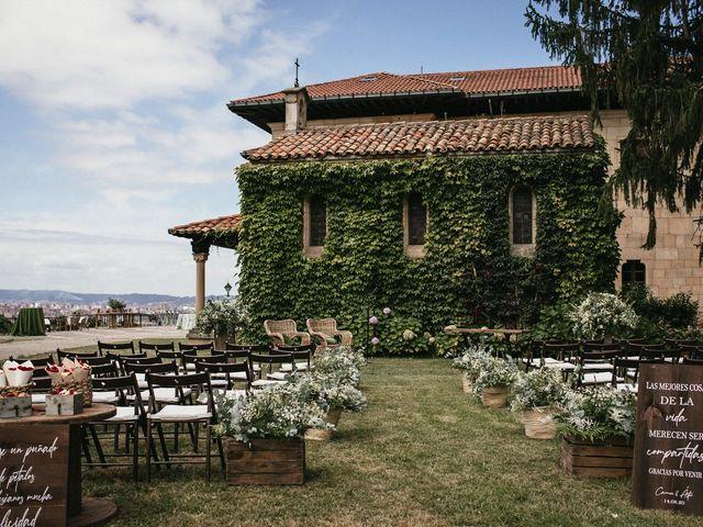 La boda de Ástor y Carmen en Gijón, Asturias 3