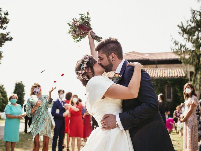 La boda de Ástor y Carmen en Gijón, Asturias 9