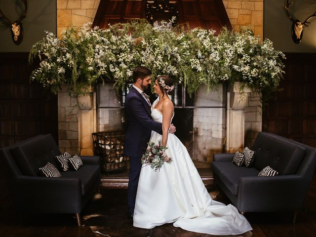 La boda de Carmen y Ástor