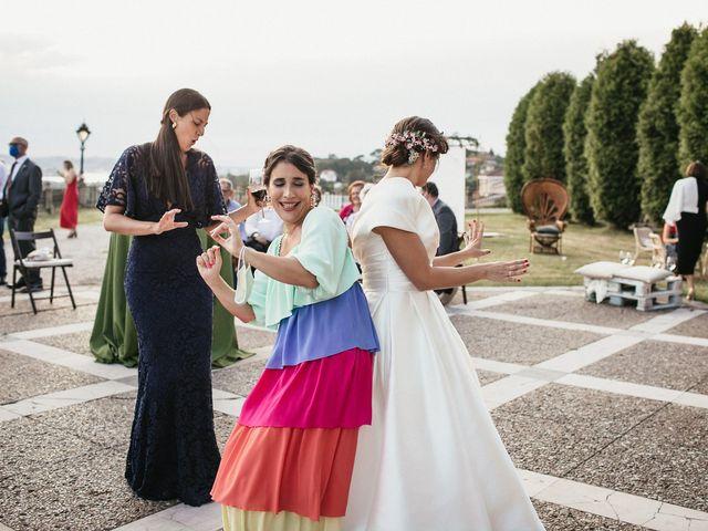 La boda de Ástor y Carmen en Gijón, Asturias 44