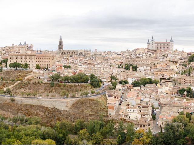 La boda de Adrian y Paula en Toledo, Toledo 1