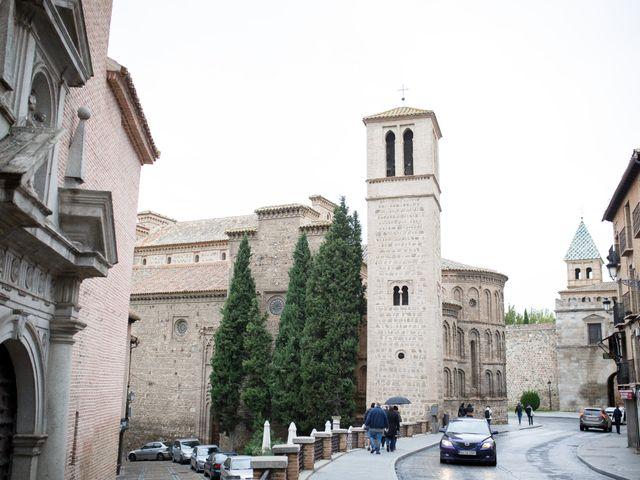 La boda de Adrian y Paula en Toledo, Toledo 4
