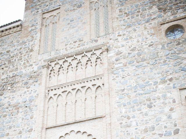 La boda de Adrian y Paula en Toledo, Toledo 5