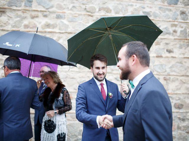 La boda de Adrian y Paula en Toledo, Toledo 7