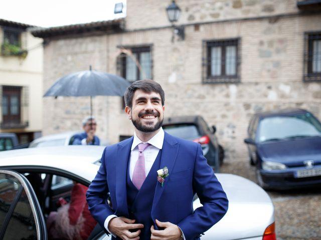 La boda de Adrian y Paula en Toledo, Toledo 8