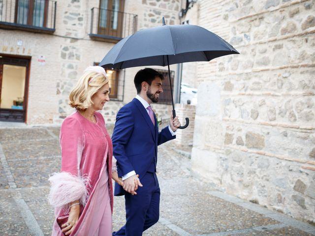 La boda de Adrian y Paula en Toledo, Toledo 10