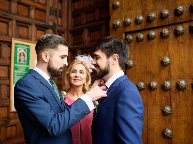 La boda de Adrian y Paula en Toledo, Toledo 14