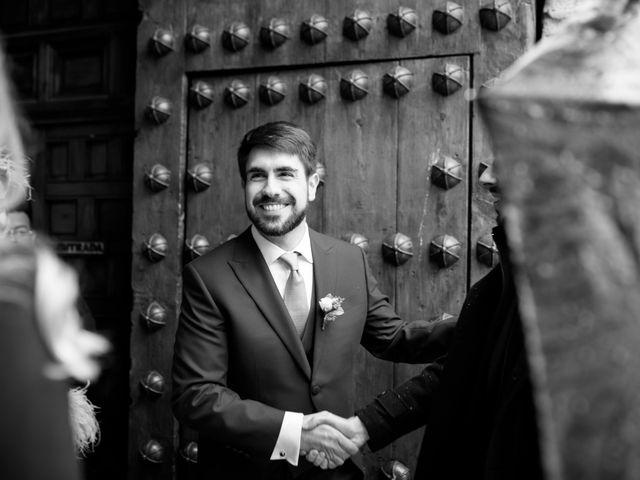 La boda de Adrian y Paula en Toledo, Toledo 16