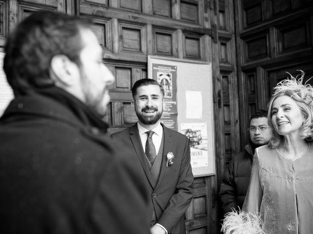 La boda de Adrian y Paula en Toledo, Toledo 17