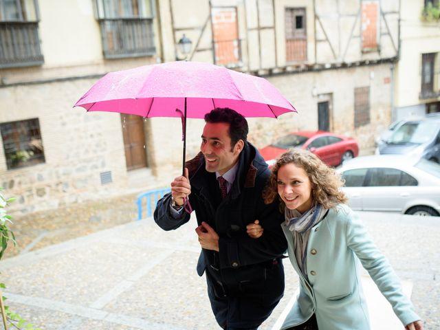 La boda de Adrian y Paula en Toledo, Toledo 18
