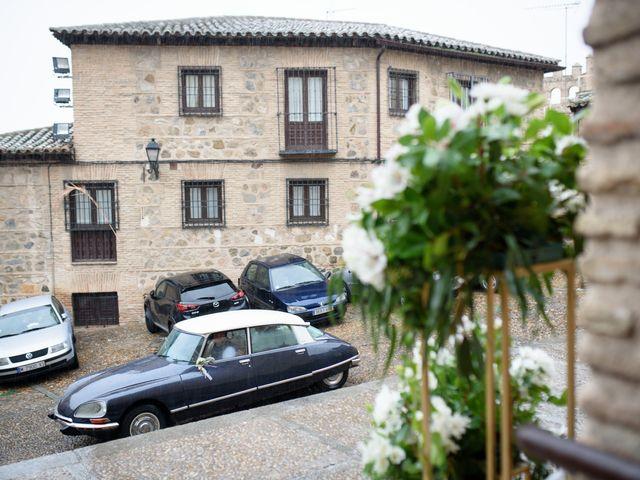 La boda de Adrian y Paula en Toledo, Toledo 21