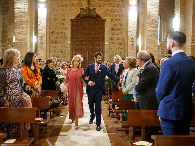 La boda de Adrian y Paula en Toledo, Toledo 23