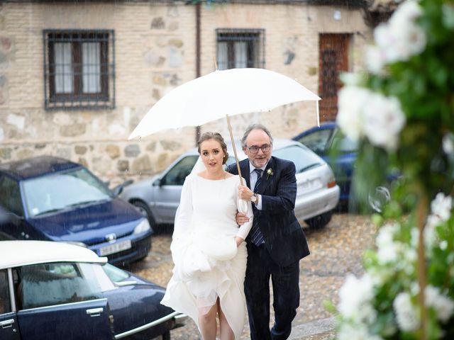 La boda de Adrian y Paula en Toledo, Toledo 24