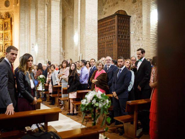 La boda de Adrian y Paula en Toledo, Toledo 25