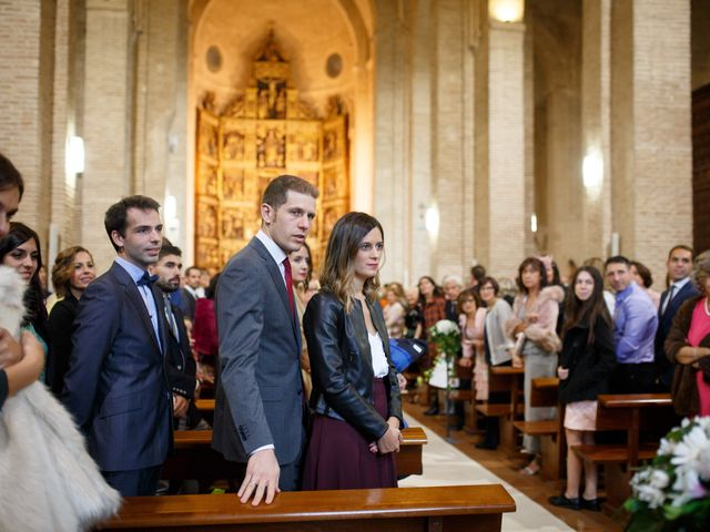 La boda de Adrian y Paula en Toledo, Toledo 27