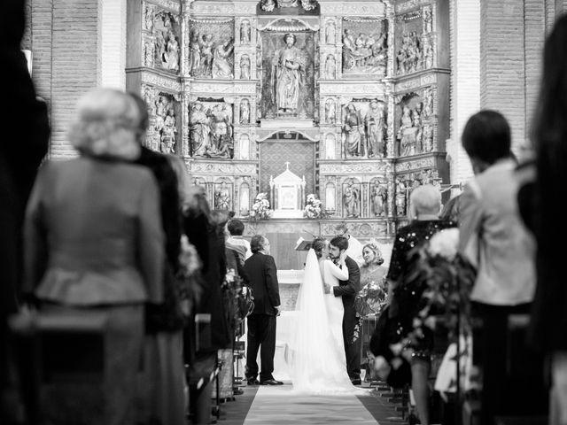 La boda de Adrian y Paula en Toledo, Toledo 32