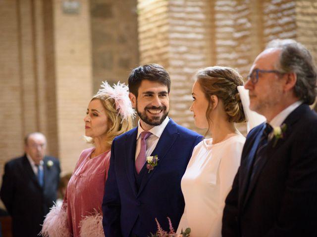 La boda de Adrian y Paula en Toledo, Toledo 33