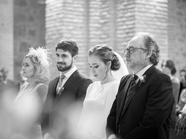 La boda de Adrian y Paula en Toledo, Toledo 35