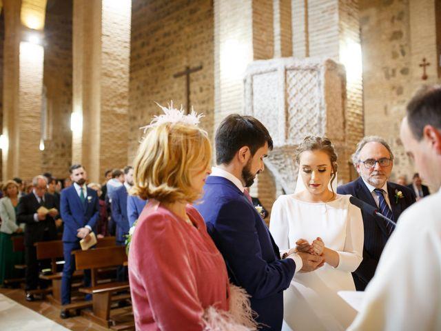 La boda de Adrian y Paula en Toledo, Toledo 48
