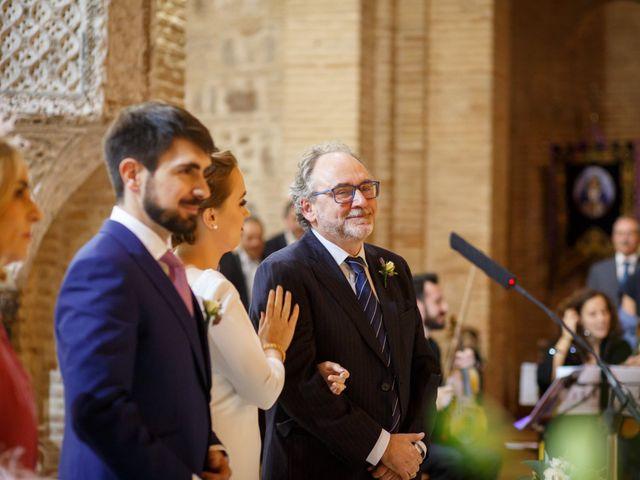 La boda de Adrian y Paula en Toledo, Toledo 50