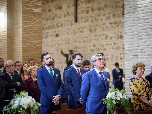 La boda de Adrian y Paula en Toledo, Toledo 56