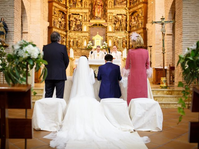 La boda de Adrian y Paula en Toledo, Toledo 57