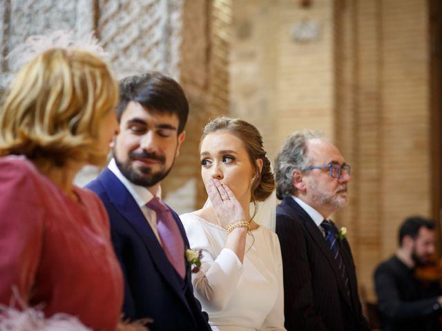 La boda de Adrian y Paula en Toledo, Toledo 61