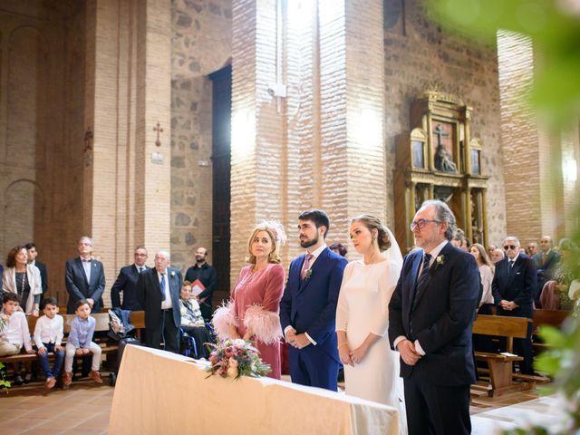 La boda de Adrian y Paula en Toledo, Toledo 67