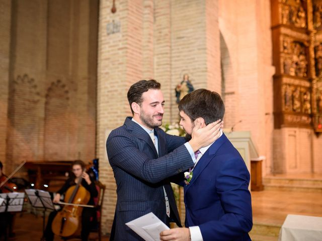 La boda de Adrian y Paula en Toledo, Toledo 68