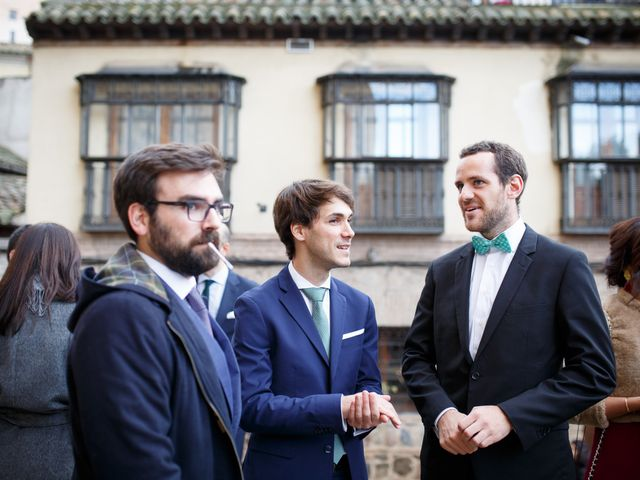 La boda de Adrian y Paula en Toledo, Toledo 77