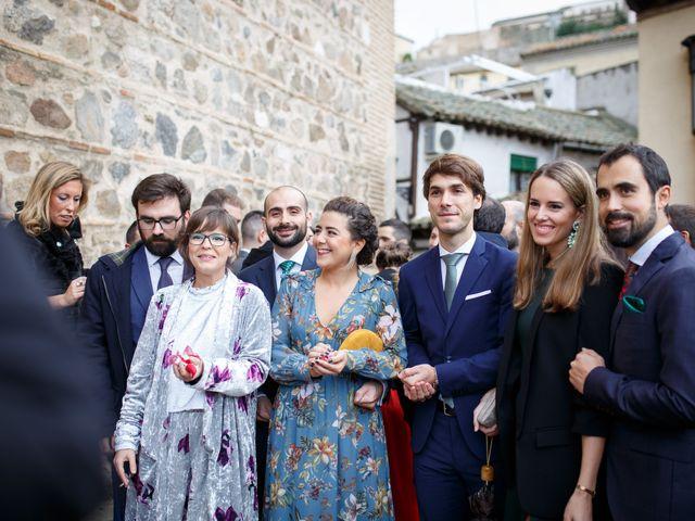 La boda de Adrian y Paula en Toledo, Toledo 85