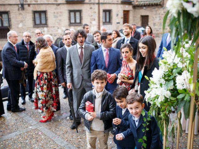La boda de Adrian y Paula en Toledo, Toledo 89
