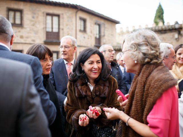 La boda de Adrian y Paula en Toledo, Toledo 90