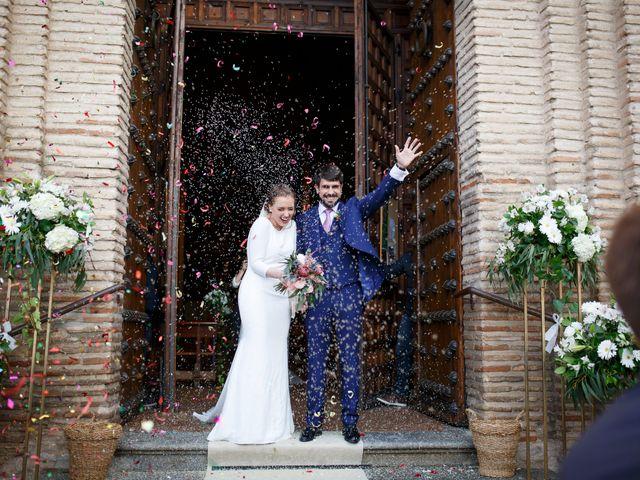 La boda de Adrian y Paula en Toledo, Toledo 96
