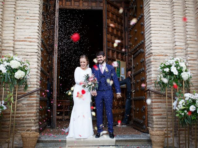 La boda de Adrian y Paula en Toledo, Toledo 98