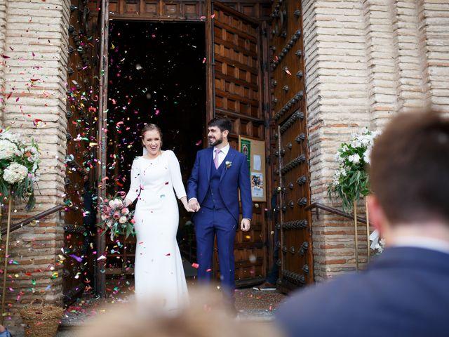 La boda de Adrian y Paula en Toledo, Toledo 99