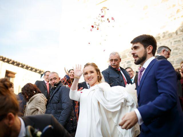 La boda de Adrian y Paula en Toledo, Toledo 110
