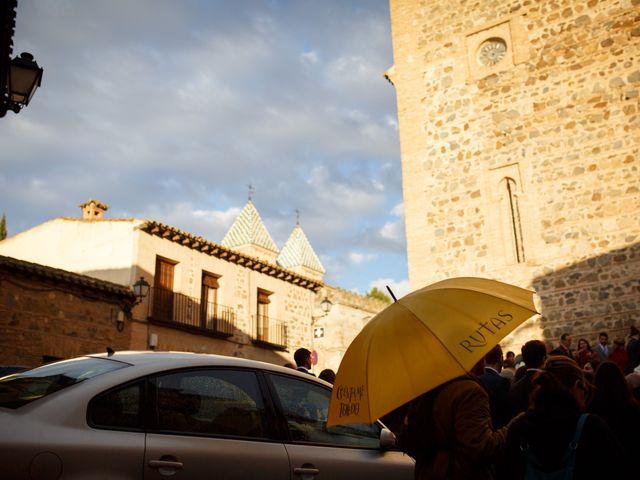 La boda de Adrian y Paula en Toledo, Toledo 118