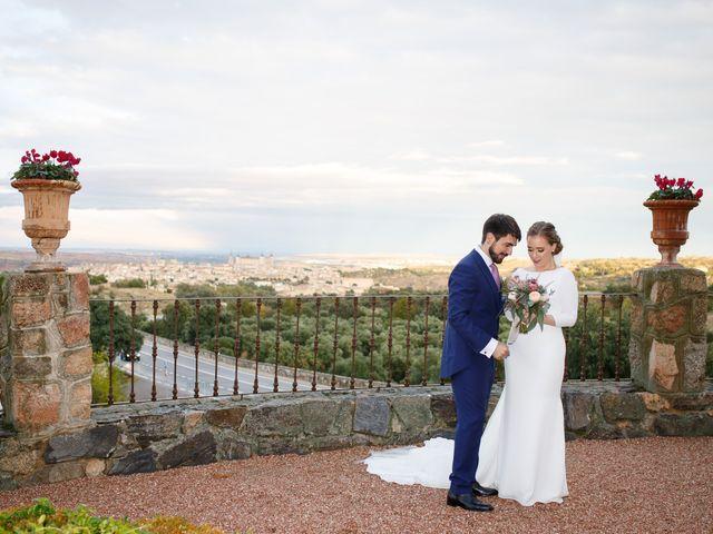 La boda de Adrian y Paula en Toledo, Toledo 121