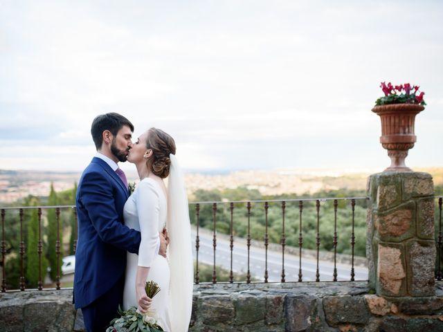La boda de Adrian y Paula en Toledo, Toledo 122