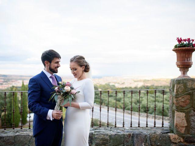 La boda de Adrian y Paula en Toledo, Toledo 123