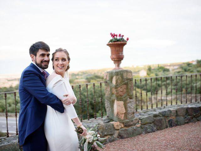 La boda de Adrian y Paula en Toledo, Toledo 124