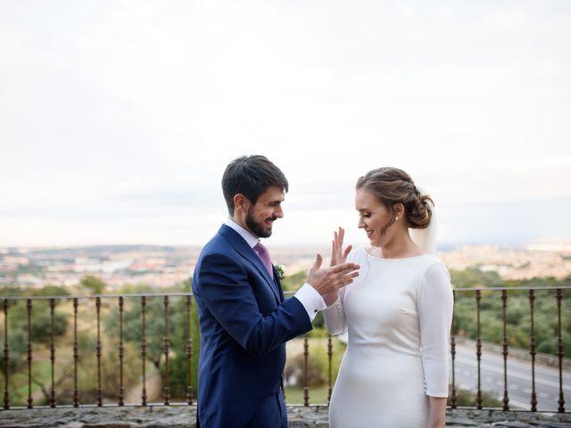 La boda de Adrian y Paula en Toledo, Toledo 125
