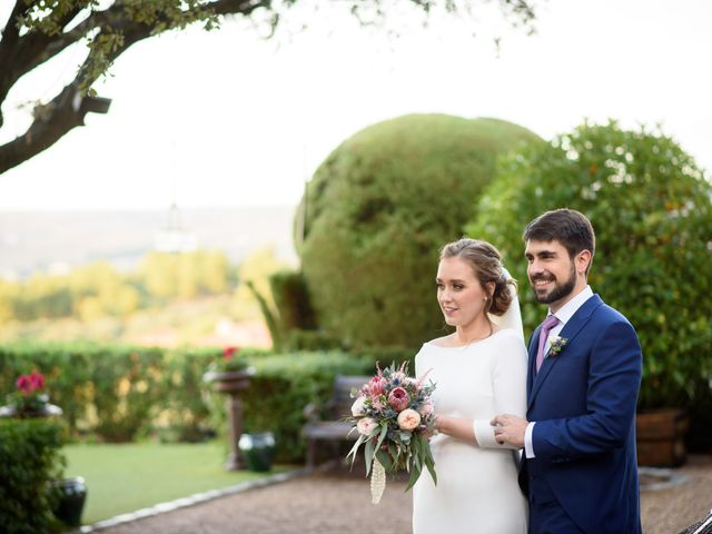 La boda de Adrian y Paula en Toledo, Toledo 131