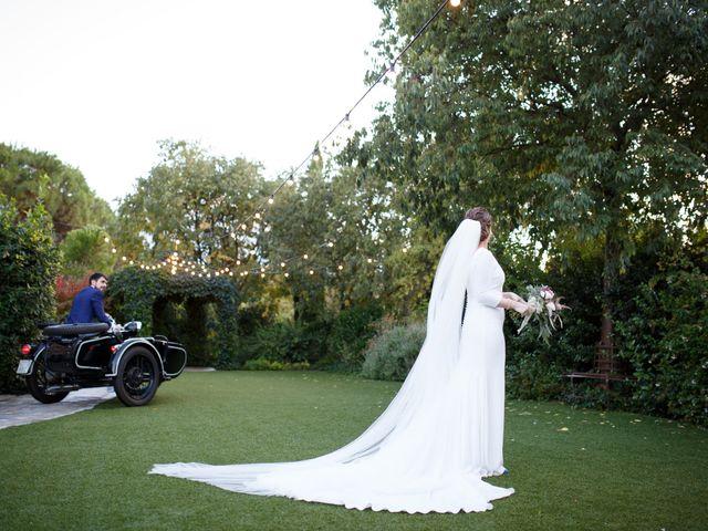 La boda de Adrian y Paula en Toledo, Toledo 134