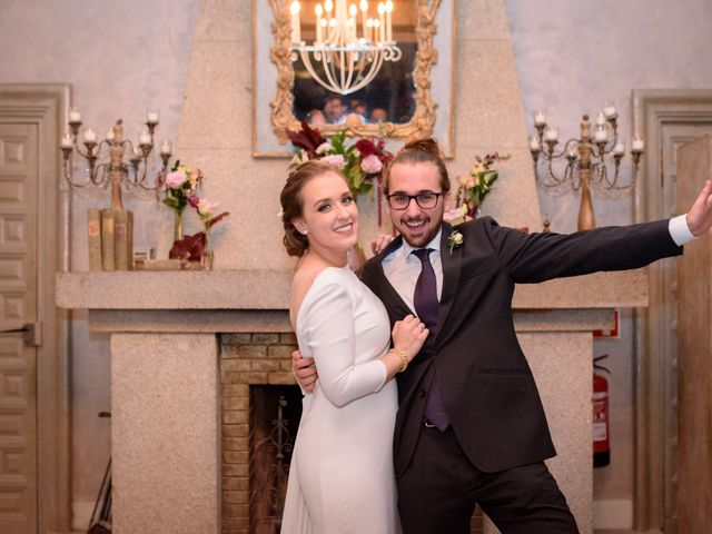 La boda de Adrian y Paula en Toledo, Toledo 265