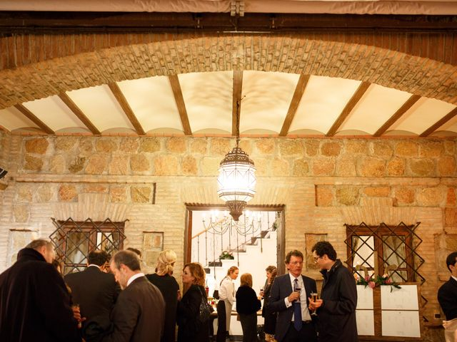 La boda de Adrian y Paula en Toledo, Toledo 266