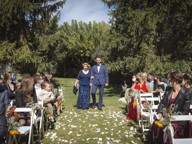 La boda de Marc y Cristina en Santpedor, Barcelona 35