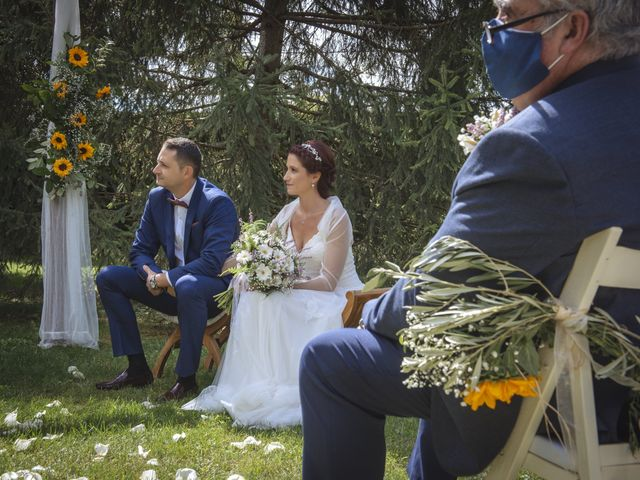 La boda de Marc y Cristina en Santpedor, Barcelona 42